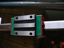 Linearführung 15mm x 700mm Hiwin HGH15 mit 1 Schlitten