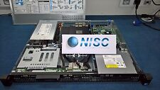 Serveur Dell R210 - 1 Intel Xeon X3430 Quad Core - 8 Go Ram - 250 Go Sata