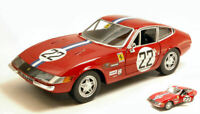 Model Car Scale 1:24 Burago Ferrari 365 GTB4 vehicles diecast collection