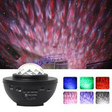 LED Sternenhimmel Projektor Nachtlicht Bluetooth Musik Fernbedienung Weihnachten