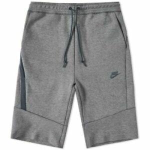 Nike Tech Fleece Shorts 2.0 Kurzhose Grey 727357 091 346  S-M