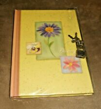 Martin Designs Diary Journal with Lock and Key  Brand New