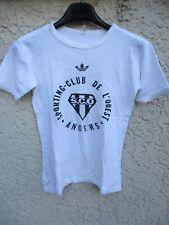 Maillot SCO ANGERS vintage années 70 coton football shirt rare collection