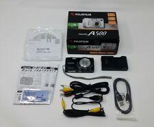 Fujifilm Fuji Finepix A500, 5.1 Mp. 3x Zoom Digital Camera Complete Box Set