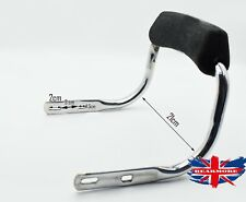 PADDED BACKRESTS SEAT REST SUPPORT FOR ROYAL ENFIELD STANDARD ELECTRA CLASSIC