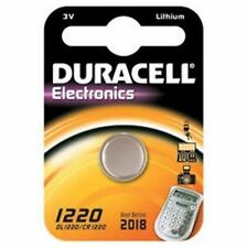 Duracell CR1220 Single Use Batteries