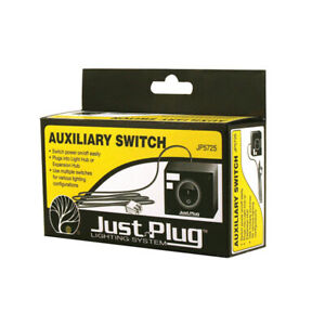 Just Plug Lighting System Auxiliary Switch