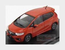 Honda Jazz 2015 Orange Premium-X 1:43 PRD496