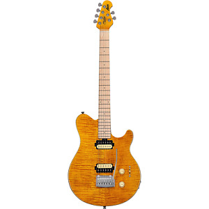 STERLING by MUSICMAN-AXIS GOLD PREMIER DEALER- BUNDLE WOW-FORTMADISONGUITARS