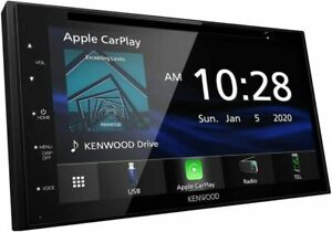 "Kenwood DDX57S 6.8"" DVD Bluetooth Receiver"