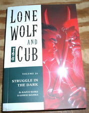 Lone wolf and Cub #26 uncirculated mint 9.8