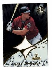 LANCE berkman MLB 2004 riflessioni JERSEY CARD (Houston Astros, Yankees, Rangers)