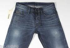 NEUF DIESEL Larkee 880 F Jeans 0880 F 28X30 Regular Fit Straight Leg
