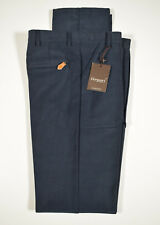 Pantalone in Fustagna armaturata Vergari Regular Fit tasche a toppa Taglia 44