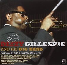 WORLD STATESMAN DIZZY GILESPIE & HIS BIG BAND COMPLETE STUDIO SESSIONS 1956-1957