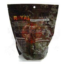 Royal Pallini Verdi 0 25g 4000bb 1kg ideali per il Softair Precision 0.25v