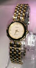 Rado Gold Two Tone Swiss Quartz Florence Ladies Watch