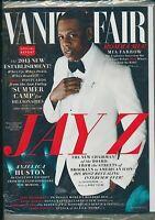VANITY FAIR MAGAZINE NOVEMBER 2013--JAY Z THE NEW CHAIRMAN OF THE BOARD NISW