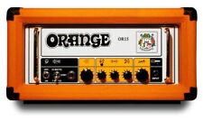 Orange Or15h - 15 Watt Valve Guitar Amplifier Head