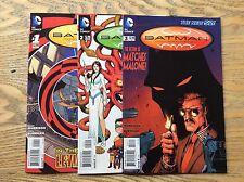 Batman Incorporated #1-3 Comics! Look In The Shop!