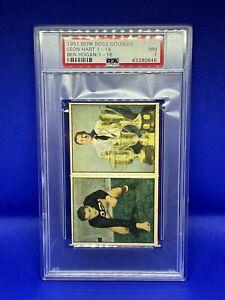 1951 Berk Ross BEN HOGAN - Hart #1-16 PSA 7 NM! ROOKIE Card!