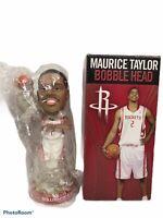 Houston Rockets Maurice Taylor Bobblehead SGA 1/31/04