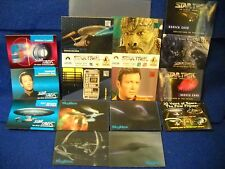 Star Trek PROMO CARD LOT