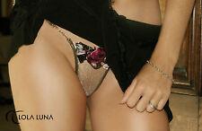 Sexy Lola Luna String Carolina  closed  Gr. XL