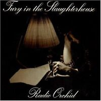 Fury in the Slaughterhouse Radio Orchid (1993) [Maxi-CD]