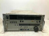 Sony BVW-60 Betacam SP Videocassette Player Rack Mount COOL PROP TV POWERS ON