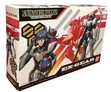 Action Figure Chogokin ARMOR PLUS MACROSS EX-GEAR ALTO SATOME Bandai Tamashii