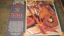 ONLY IN AMERICA ~  550 PC. 'THE SPORTING LIFE'  JIGSAW PUZZLE,  NEW, SEALED,