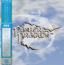 Panzer Dragoon Soundtrack SKY BLUE Vinyl 2xLP + Print DATA DISCS [BRAND NEW]