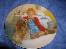 """1982 """"Annie and Sandy"""" William Chambers for Columbia Pictures By Knowles"""