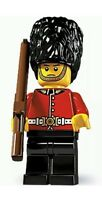 LEGO MINIFIGURE MINIFIG SERIES 5 BRITISH ROYAL GUARD SENTRY & RIFLE 8805 CMF NEW