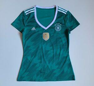 Adidas Germany 2018 2019 Away Football Women's Jersey Size M