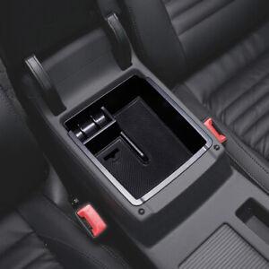 For VW Passat B8 2016-2018 Armrest Storage Box Phone Holder Center Console Case