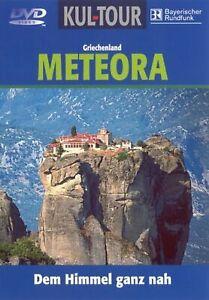 Griechenland - Meteora - DVD Reisereportage Kul-Tour Bayerischer Rundfunk