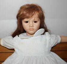 """New ListingAnnette Himstedt Porcelain Doll Paula 24"""""""