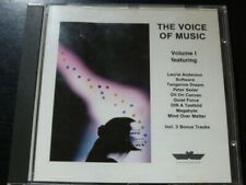 "CD ""The voice of music - Volume 1"" / 50.128"