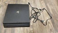 Sony PlayStation 4 Pro 1TB Gaming Console Black - Free Shipping