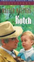 VHS: KOTCH.....WALTER MATTHAU-DEBORAH WINTERS