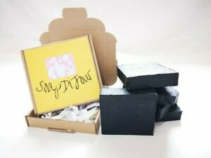 Handmade Pine Tar Soap 100 Grams Enriched With Shea Butter Cold Process Method