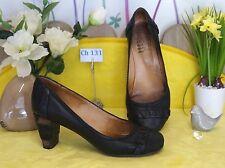 "Chaussures occasion Femme... Escarpins en cuir "" Harlot "" ... Pointure : 37 1/2"