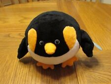 "Goof Ballz Ping Pong the Peguin Plush 6"" w/ tag"