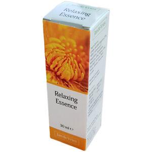 Jan De Vries Relaxation Essence 30 ml Blend of 10 Flower Essences