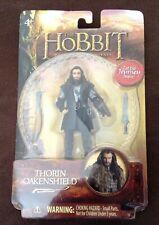 "The Hobbit An Unexpected Journey Thorin Oakenshield 3 3//4/"" Figure NEUF SUR CARTON!"