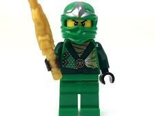 NEW LEGO Ninjago Lloyd Minifigure Rebooted with ZX Hood (Set 10725) AUTHENTIC
