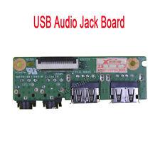 For Asus K53 K53E A53E X53E A53S A53SD P53S IO Board USB Audio Jack Board