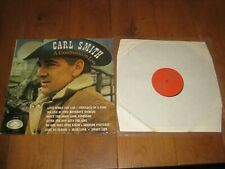 Carl Smith LP.A Gentleman in love(4600)